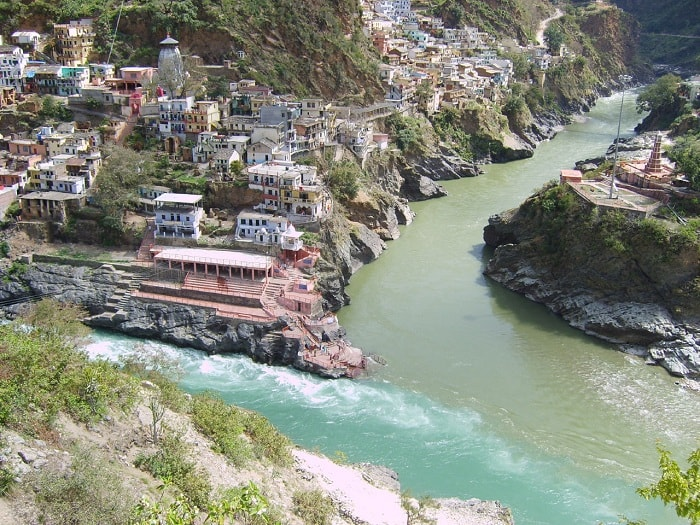 Ganga at Devprayag