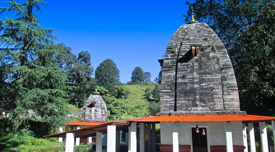 Bineshwar Mahadev Temple, Binsar, Almora