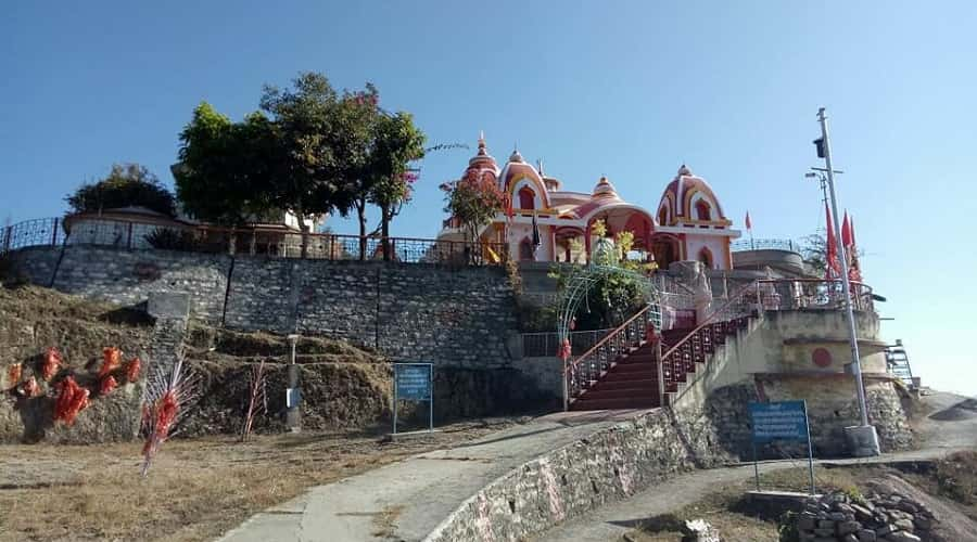 Kamakhya Devi Mandir, PIthoragarh