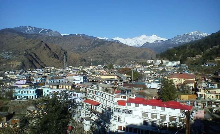 Barkot Town, Uttarkashi