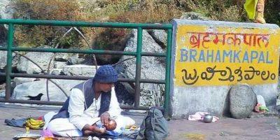 Bramha Kapal, Badrinath