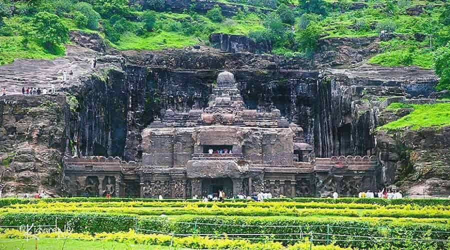 1200 Years Old Kailasa Temple