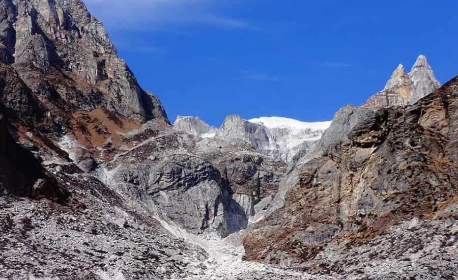 Alkapuri Glacier, Uttarakhand