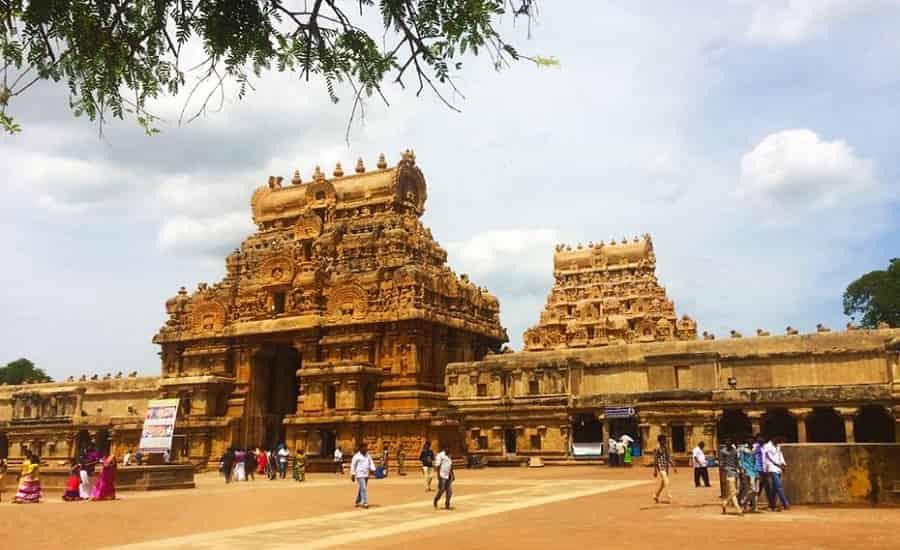 Brihadeeswarar Temple, Thanjavur