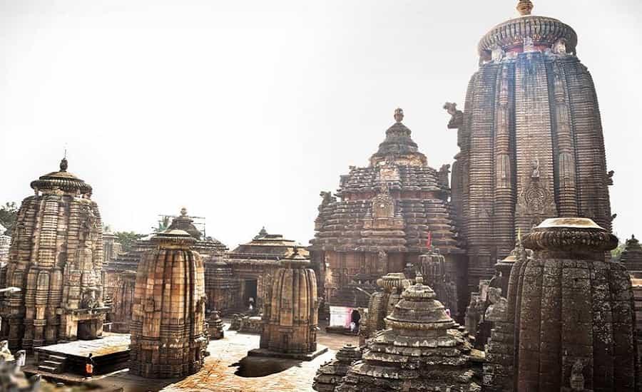 Lingaraja Temple, Bhubaneswar, Orissa