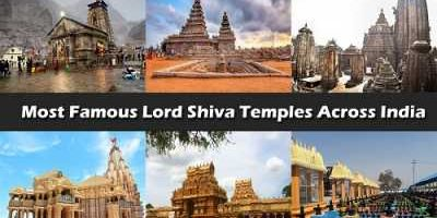 Most Famous Lord Shiva Temples Across India