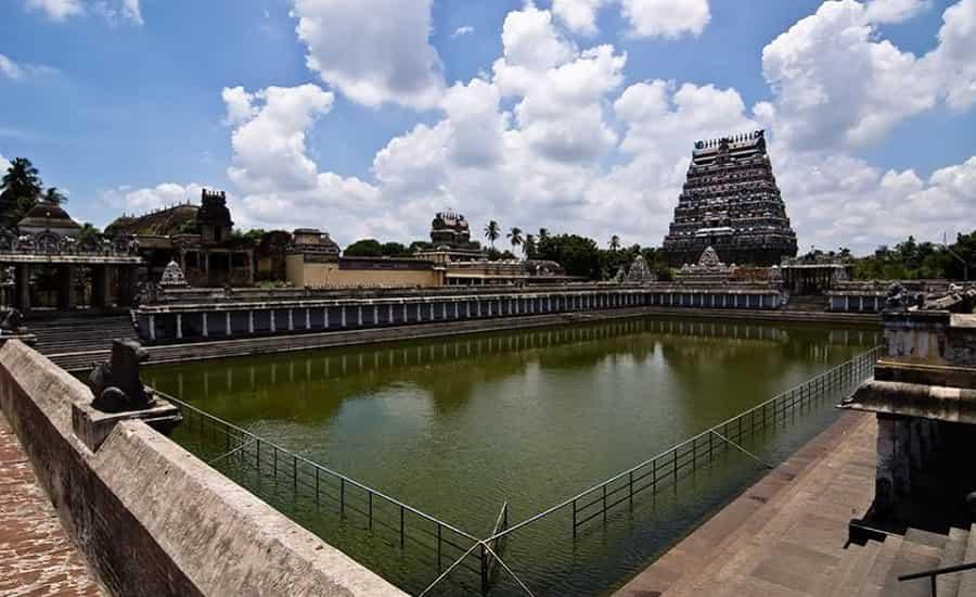 Natraj Temple, Chidambaram, Tamil Nadu