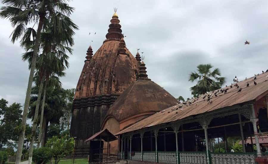 Sivasagar Sivadol Temple, Assam