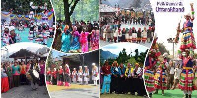 Folk Dance of Uttarakhand