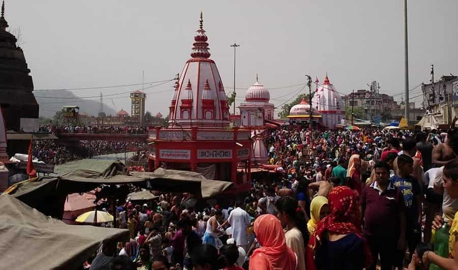Ganga Dusshera, Haridwar