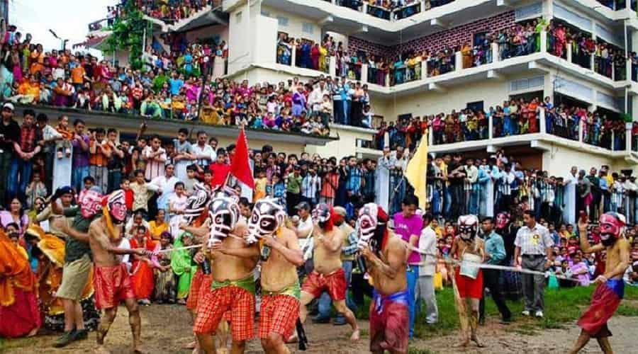 Hill Jatra Festival of Pithoragarh