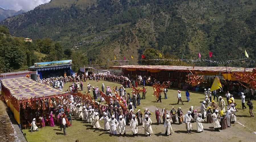 Kandali festival, Chaundas valley, Pithoragarh