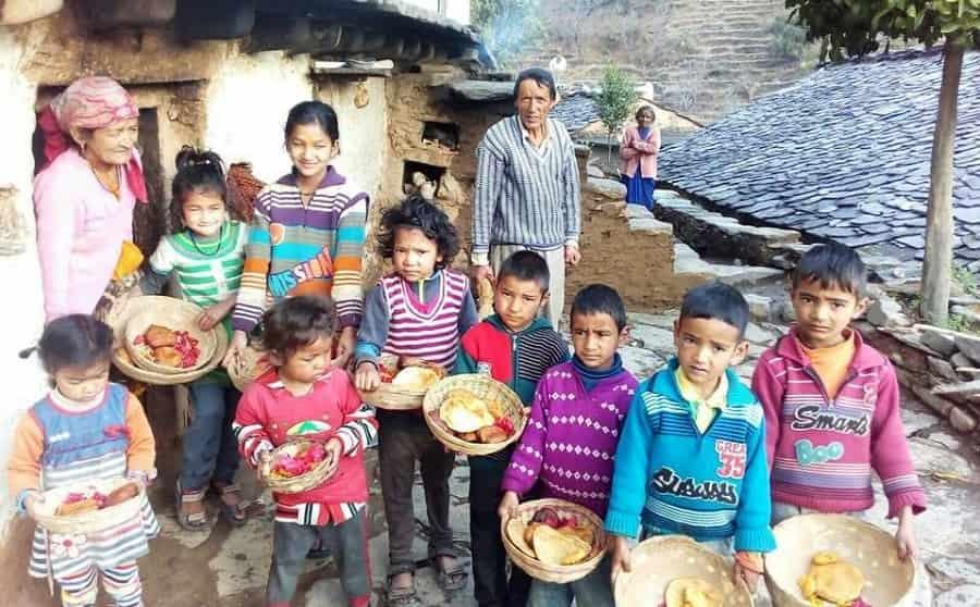 Phool Dei Festival, Uttarakhand