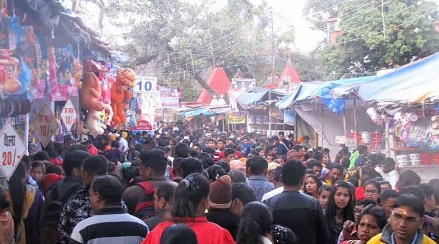 Tapkeshwar Mahadev Mela