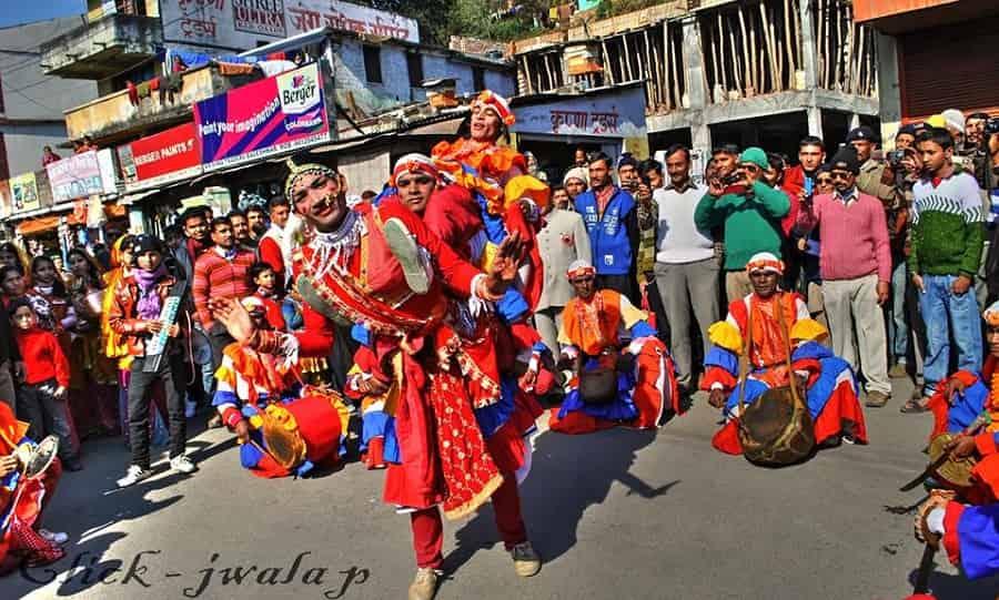 Uttarayani Mela Bageshwar