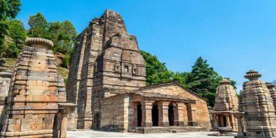 Katarmal Temple