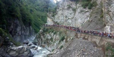 Mandakini River, Kedarnath