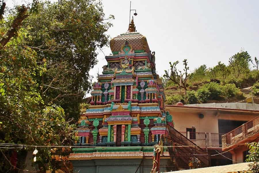 Neelkanth Mahadev Temple, Rshikesh