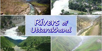 Rivers of Uttarakhand