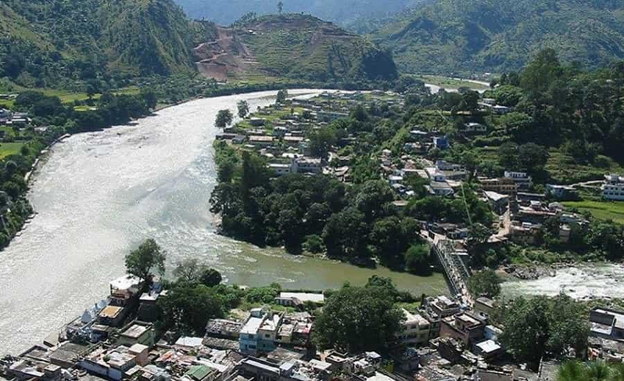 Saryu River