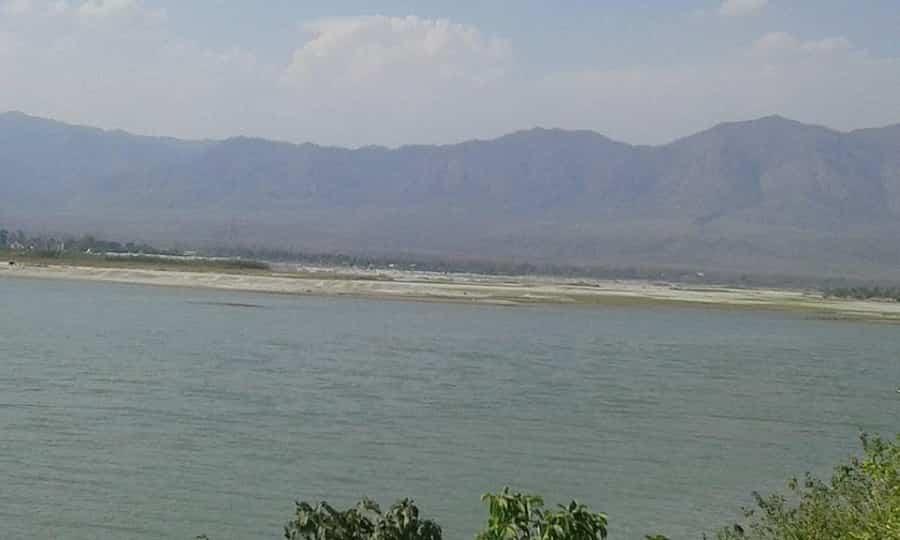 Sharda River at Champawat