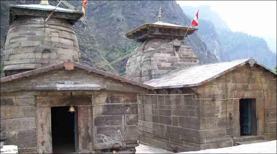 Yogdhyan Badri Temple