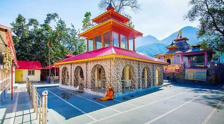Kashi Vishwanath Temple, Uttarakhand