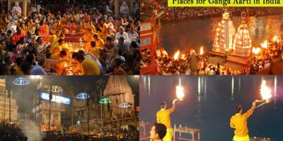 Places for Ganga Aarti in India