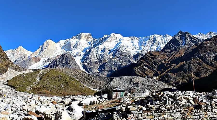 Chorabari Glacier