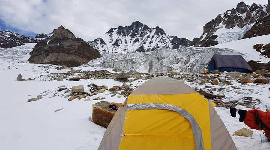 Khatling Glacier Camp