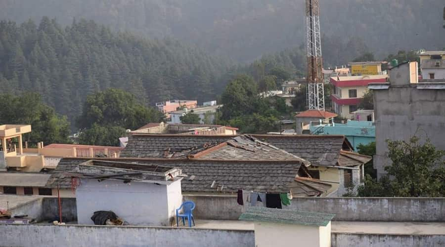 Lohaghat Town