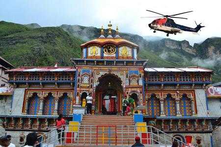Badrinath Helicopter Tour