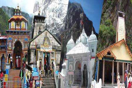 Best Chardham Yatra From Haridwar Rs.23,300/-