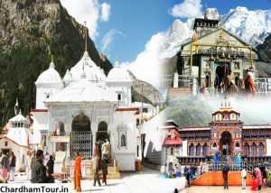 Gangotri Kedarnath Badrinath