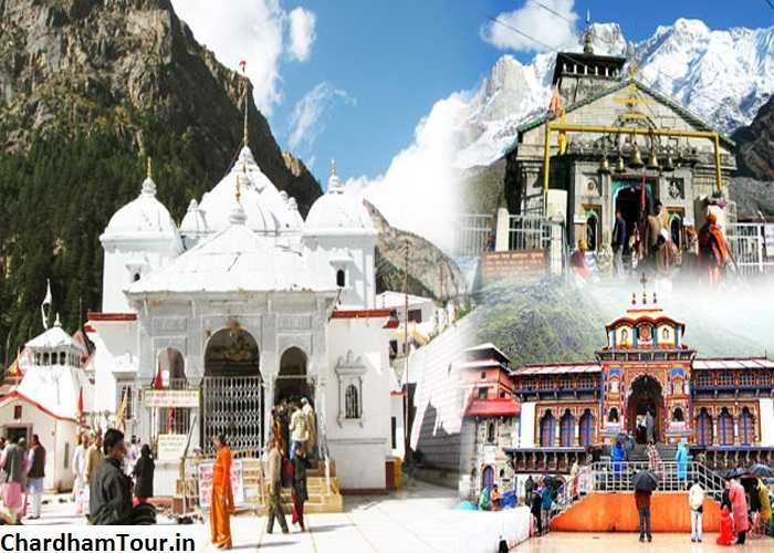 8 Days / 07 Nights 3 Dham Yatra Packages 2018 – Rs.17,500/-