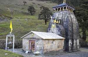 Madhyamaheshwar Temple - Panch Kedar