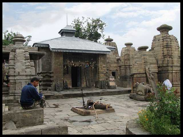 baijnath temple bageshwar