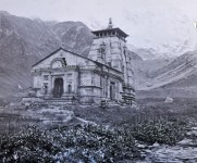 kedarnath old picture