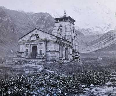 Kedarnath Temple History