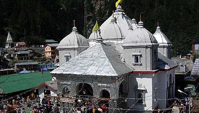 Gangotri Temple Information