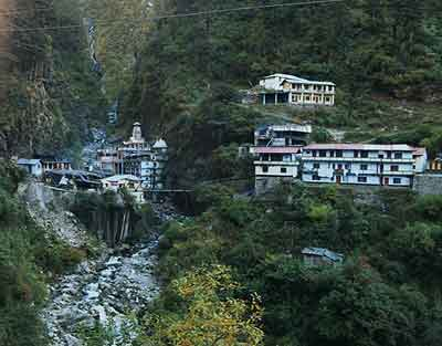Yamunotri Temple Information