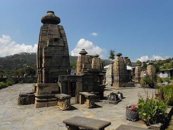 Baijnath Temple, Bageshwar