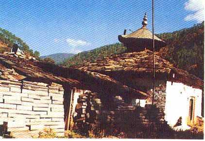 Budha Kedar Temple