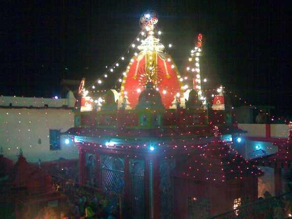 Kamleshwar Mahadev Temple
