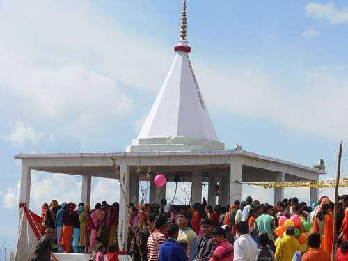 Kapileshwar Mahadev Temple, Pithoragarh