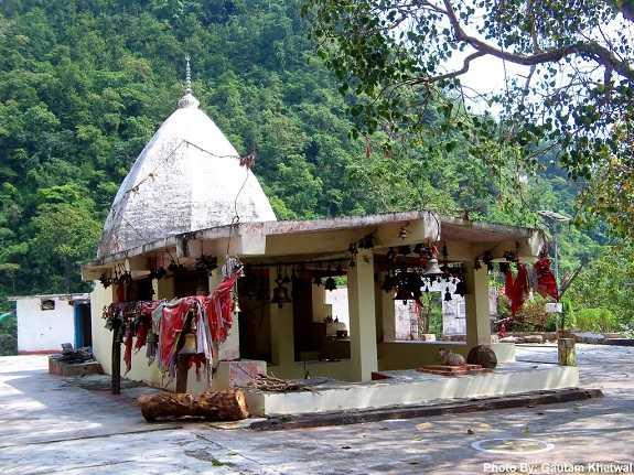 Pancheshwar Temple