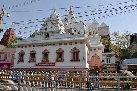 gauri shankar temple haridwar