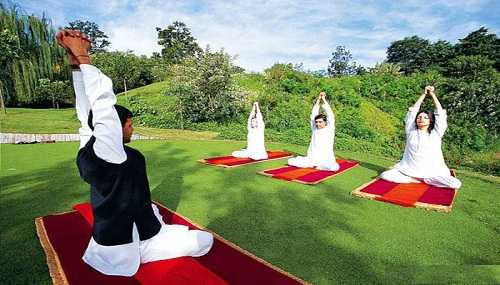 5 N / 6 D Ananda Spa with Yoga and Meditation Packages