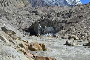 Origin of Ganga River