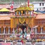 1520 pilgrims reached Badrinath Dham on Sunday